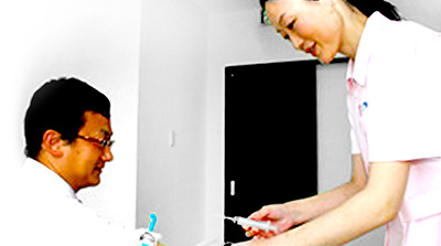 国立内科クリニックの採血検査