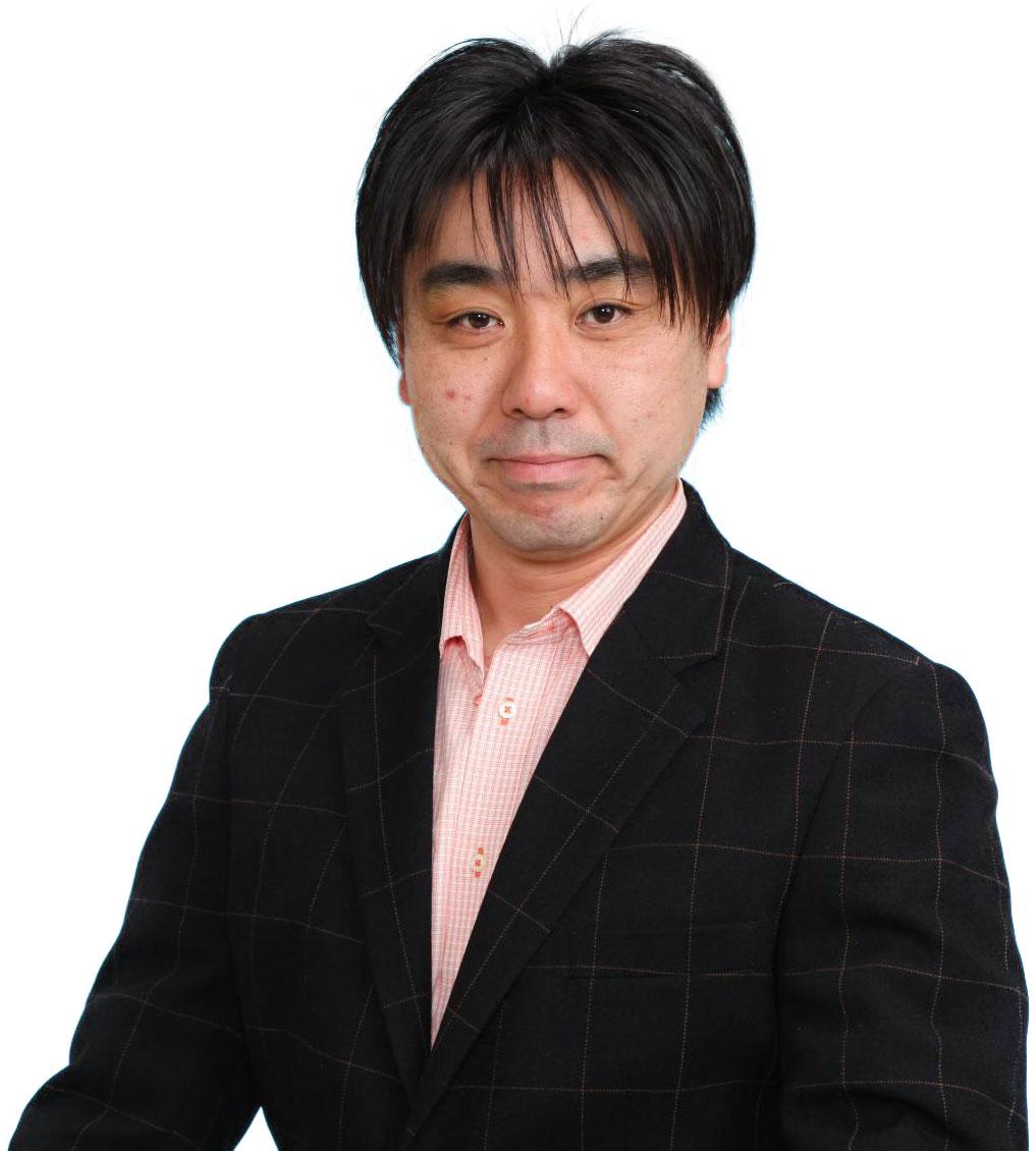 細川 一史 Kazufumi Hosokawa